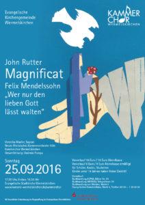 Plakat Rutter Magnificat.indd