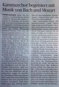 Bergische Morgenpost 10.11.2015