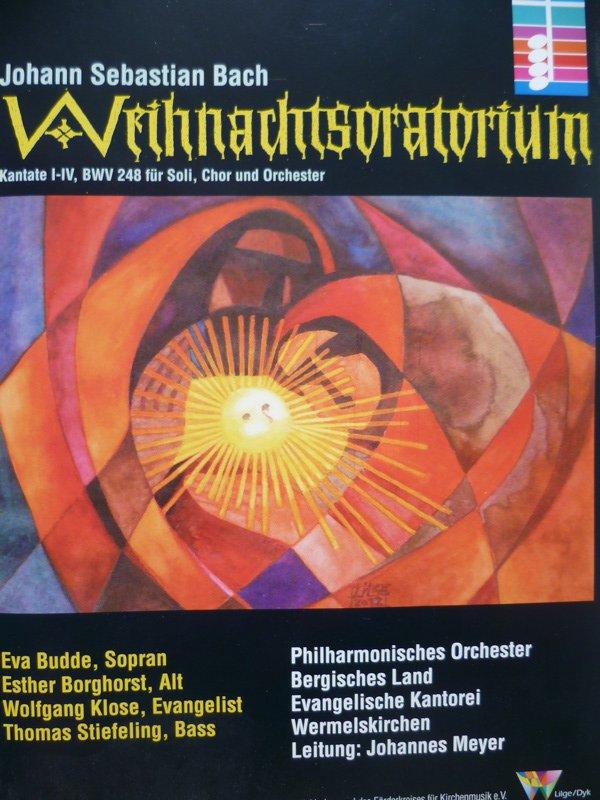 Bach Weihnachtsoratorium 2012
