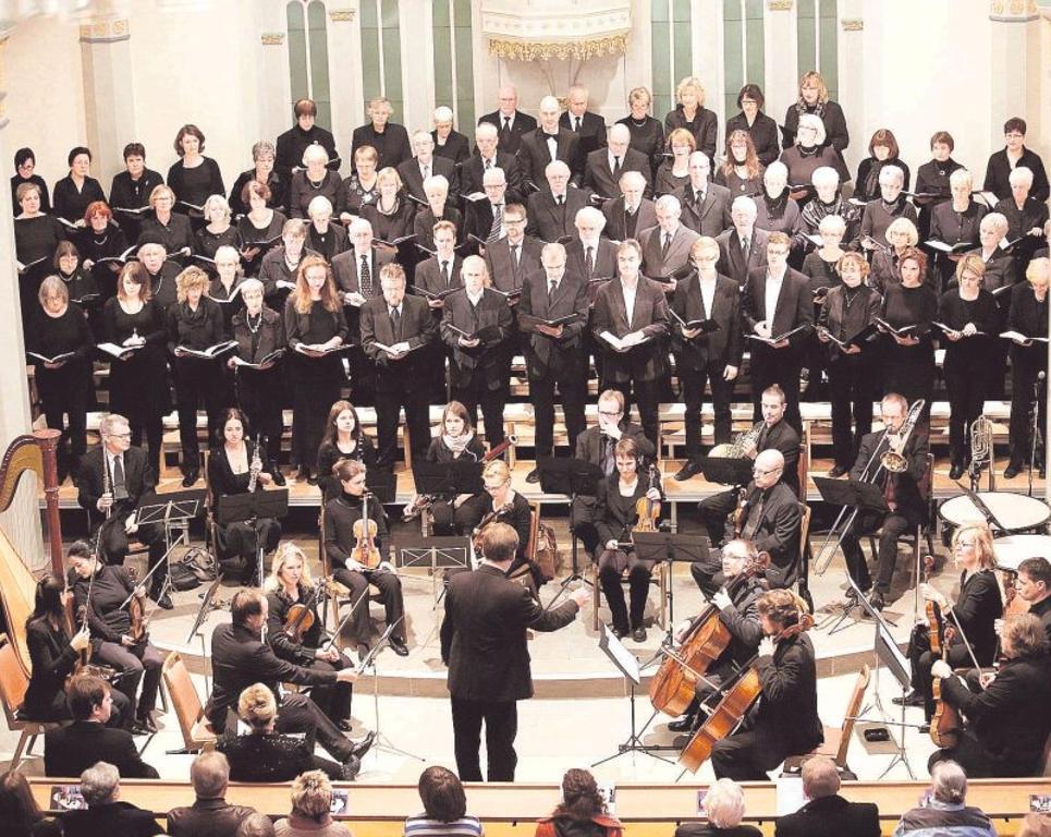 Ein deutsches Requiem 2014