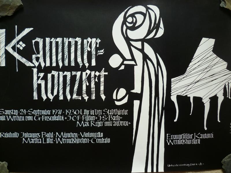 Kammerkonzert 1977