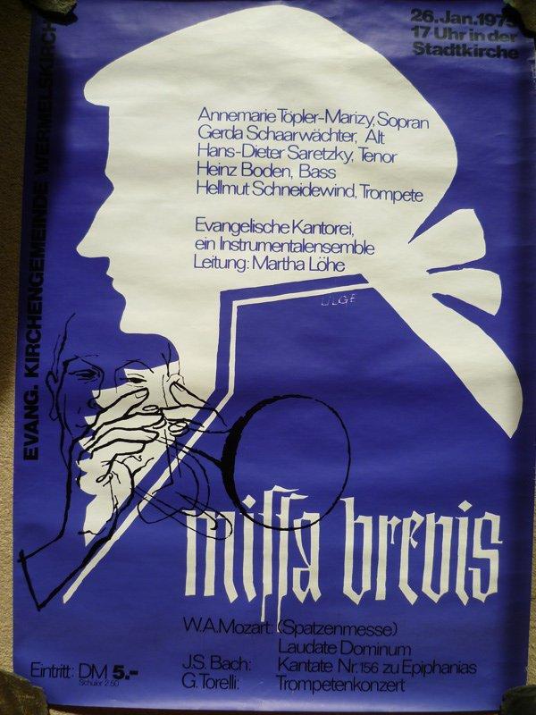 Missa Brevis 1975