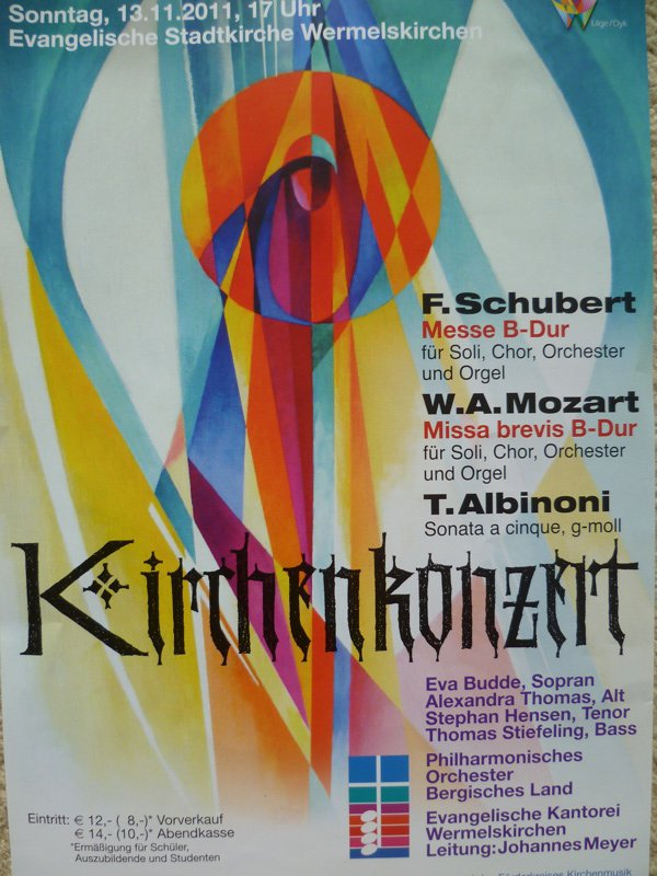 Schubert etc. 2011