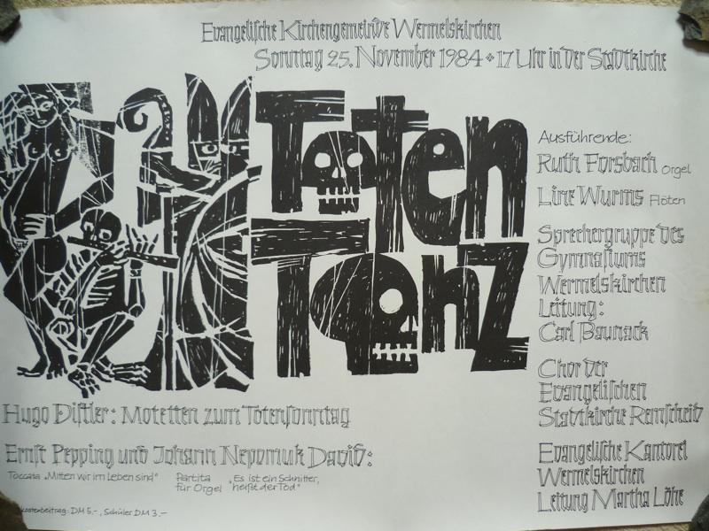 Totentanz 1984