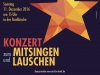 Plakat-Mitsingprojekt